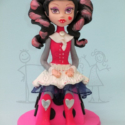 drakulara , monster high